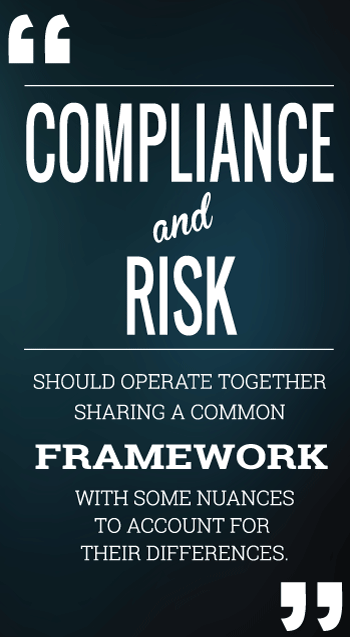 Compliance and Risk Quote