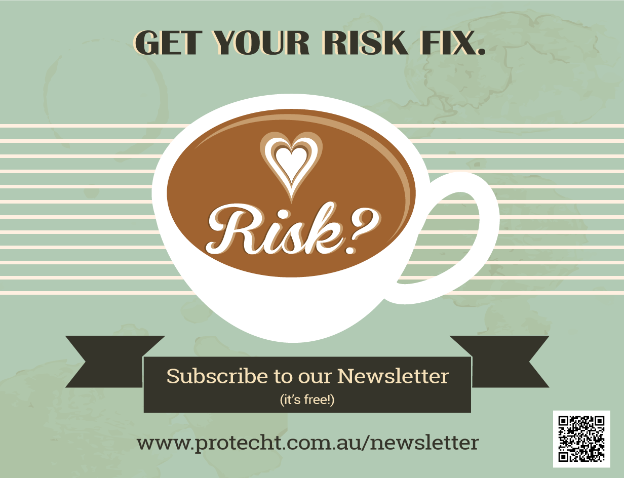 Love Risk? Sign-up to Protecht's Quarterly Newsletter