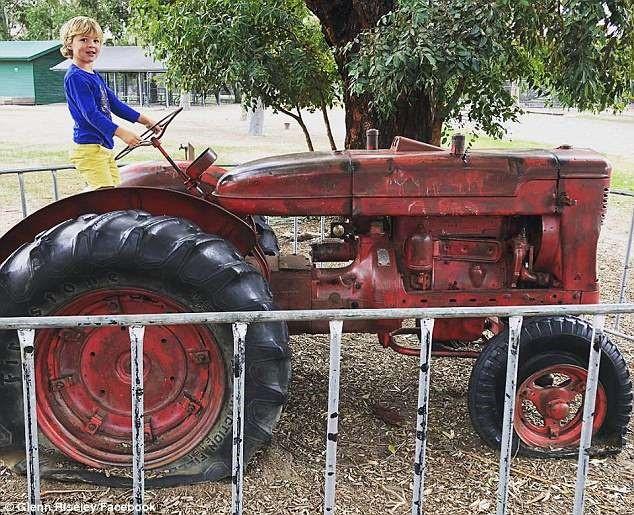 Tractor- Risk-Reward